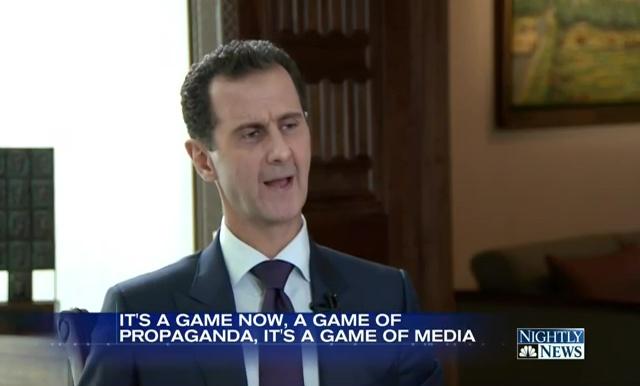 Image 3.1: Assad describes how he sees @AlabedBana